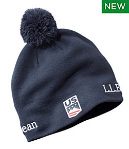 L.L.Bean Graphic Pom Hat Unisex